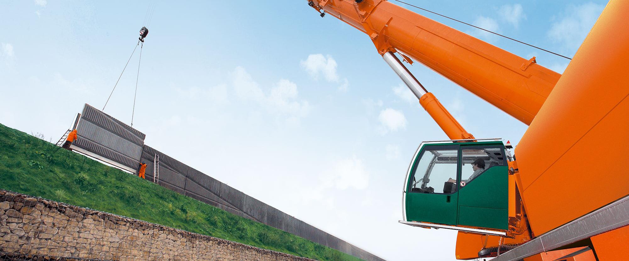 Lärmschutz - EUDUR-Bau | Industriebau, Fassaden ...